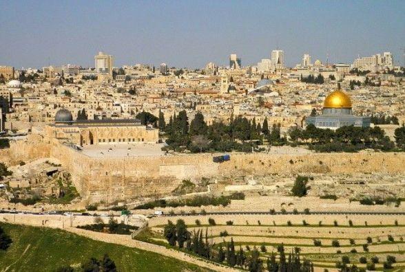 Українцям радять відмовитися від поїздок до Єрусалима найближчим часом
