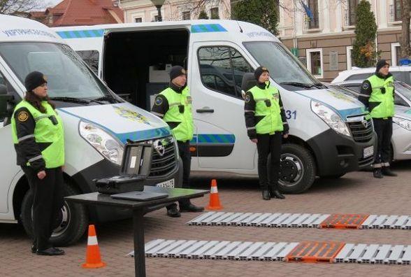 Спецавтівки за 3 мільйони будуть контролювати вагу вантажівок на дорогах Хмельниччини