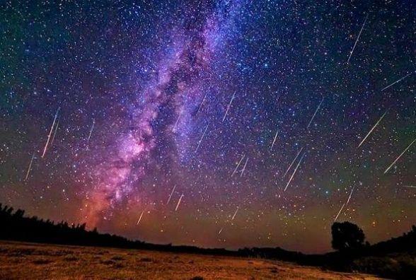 У ніч на 14 грудня хмельничани зможуть побачити вражаючий метеоритний дощ