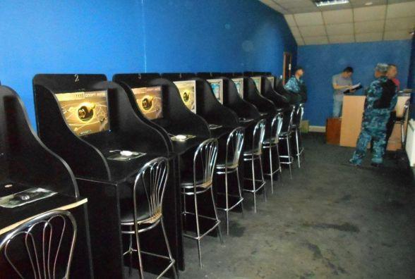 У Шепетівці прикрили підпільне казино