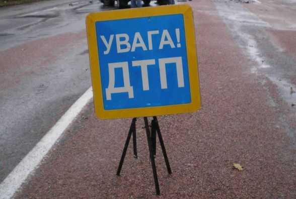 Три автомобілі спричинили масову ДТП у Кам'янці-Подільському