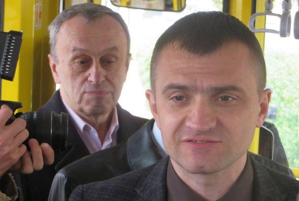 Олександр Симчишин вилетів із боротьби за звання найкращого мера-інноватора