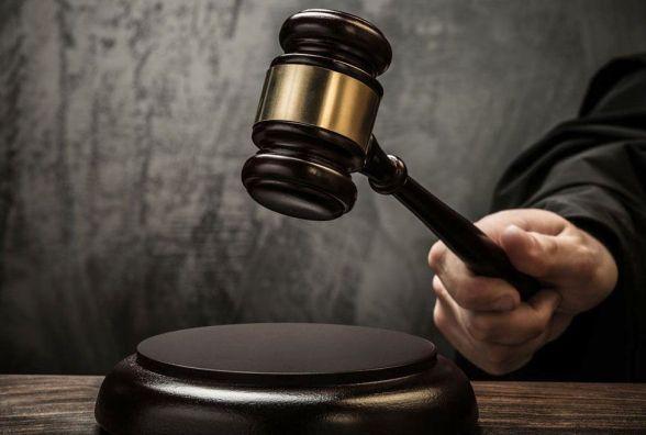 Суд призначив покарання мешканцю Шепетіщини, який зарізав власного сина