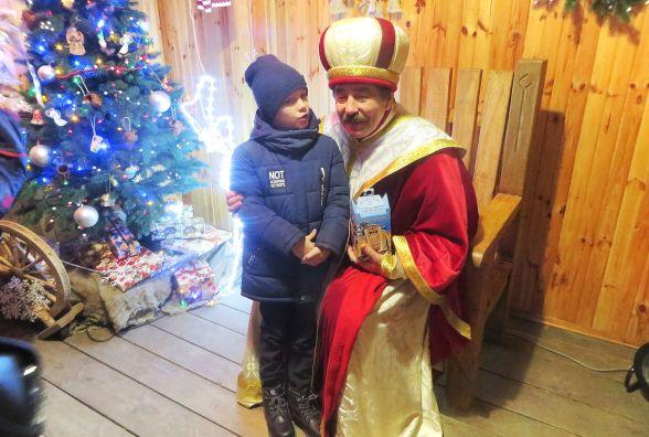 У Хмельницькому запрацювала гостина Святого Миколая