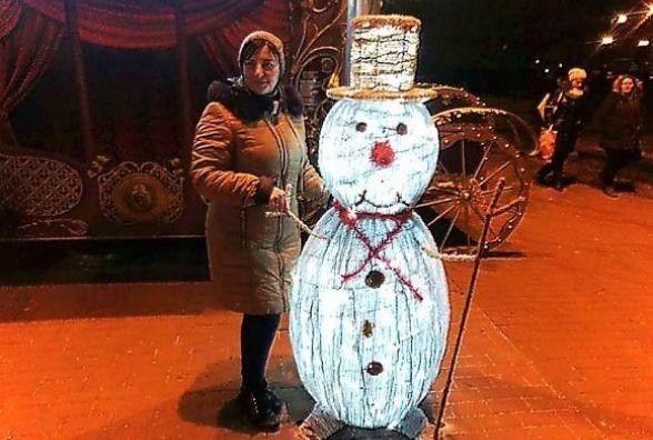 Відкриття новорічної ялинки Хмельницького у соцмережах: фото хмельничан