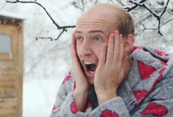 """""""Сам у хаті"""": кам'янчани показали українську версію легендарного новорічного фільму"""