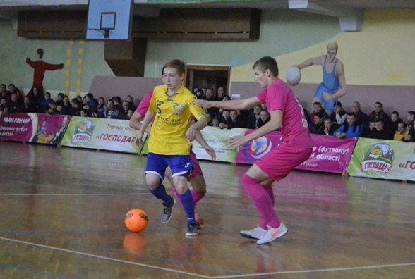 «Сокіл» завершив рік сенсаційною поразкою в Житомирі (ВІДЕО)