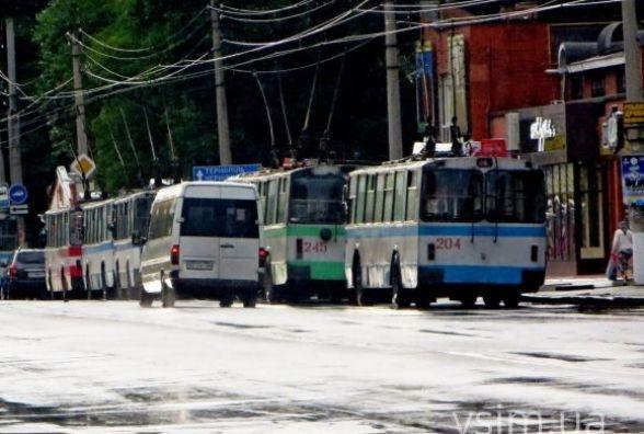 Збережіть і запам'ятайте! Із 27 грудня маршрутки і тролейбуси Хмельницького їздитимуть по-новому (СХЕМА)