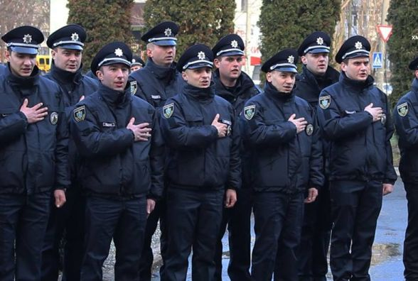 28 грудня хмельницькі поліцейські складатимуть присягу