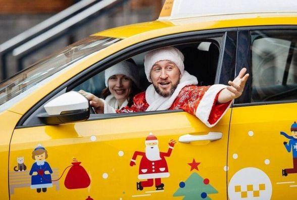 Скільки коштуватиме таксі у Хмельницькому в новорічну ніч