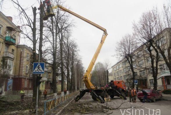 На одній із вулиць Хмельницького обмежили рух на 3 тижні