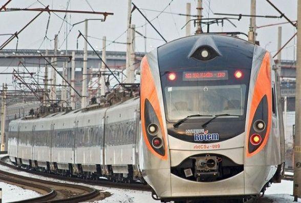 На різдвяні свята через Хмельницький курсуватиме додатковий поїзд до Києва