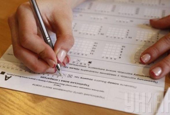 9 січня розпочалася реєстрація на пробне ЗНО