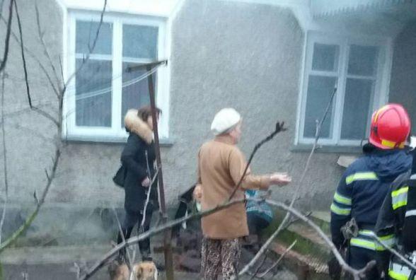 У Старокостянтинові горів будинок. Загинув 87-річний власник