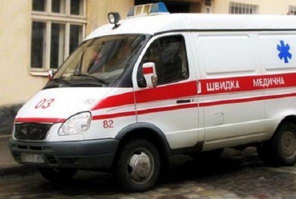 """На Зарічанській """"ВАЗ"""" збив чоловіка на """"зебрі"""""""