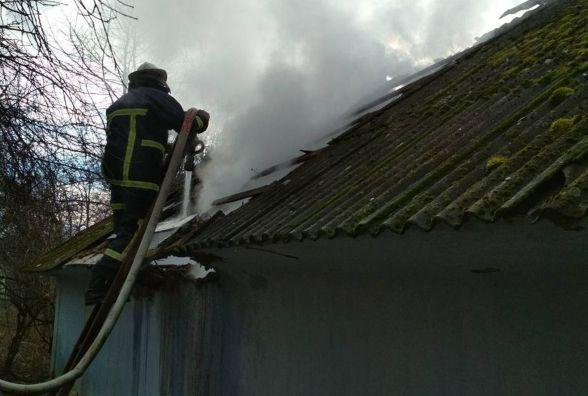 У пожежі в Кам'янець-Подільському районі згорів 44-річний чоловік