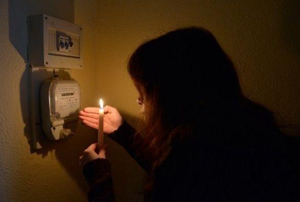 Де 12 січня хмельничани сидітимуть без світла