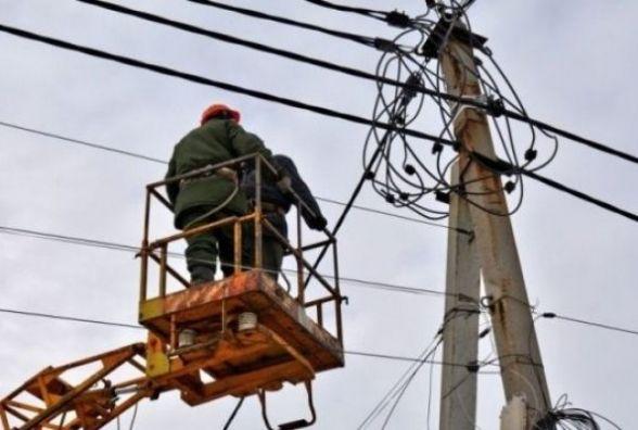 15 січня мешканці семи вулиць Хмельницького залишаться без світла
