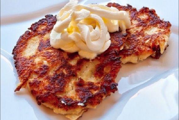 Смачний і швидкий сніданок: як приготувати деруни без яєць