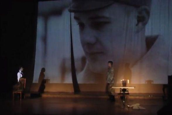 Вперше у  Хмельницькому покажуть  театрально-кінематографічний проект