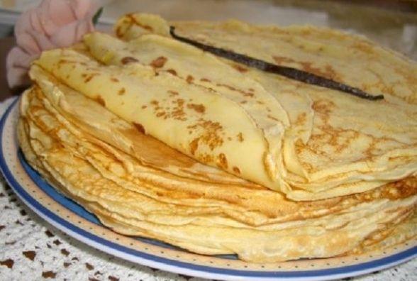 Смачний і швидкий сніданок: як приготувати ванільні млинці