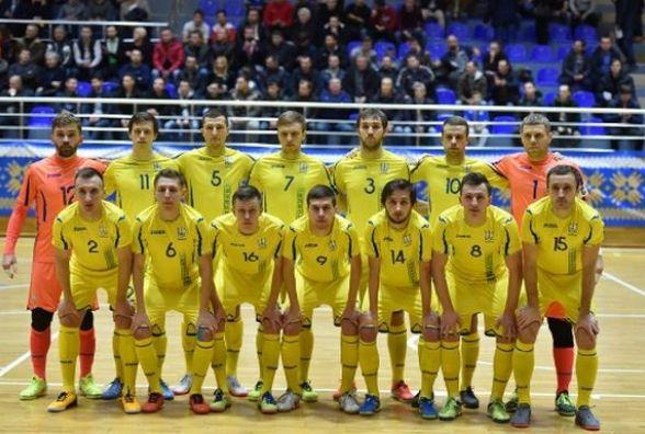 Хмельничани зіграють за Україну на футзальному Євро-2018