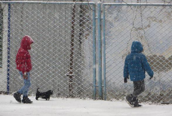 Сніг та відлига: синоптики розповіли, яким буде тиждень у Хмельницькому