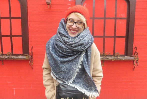 Зима у місті. Як вдягаються хмельничани