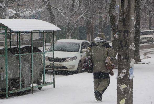 Сніг та потепління: яким буде Водохреще у Хмельницькому