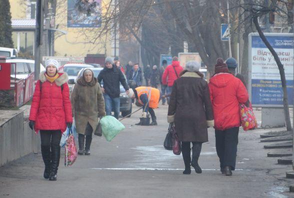 Без опадів, але з морозцем: погода на вихідні у Хмельницькому