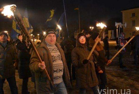 У Хмельницькому пройде смолоскипна хода на честь Героїв Крут