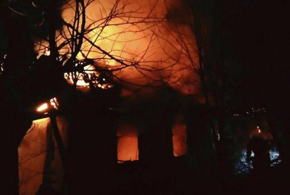Страшна смерть: в Ізяславському районі заживо згорів 81-річний чоловік