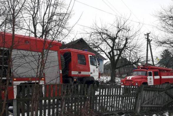 91-річна мешканка Старокостянтинівського району згоріла у власному будинку