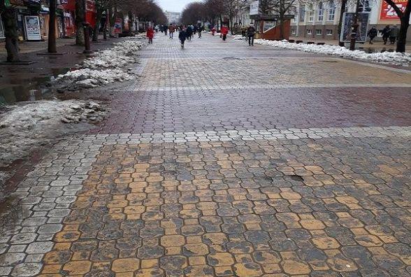 Калюжі під ногами і дощ на голову: якою буде середа, 31 січня,  у Хмельницькому