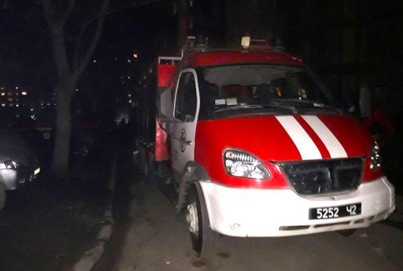 На Степана Бандери загорівся підвал: у приміщенні знайшли 43-річного чоловіка