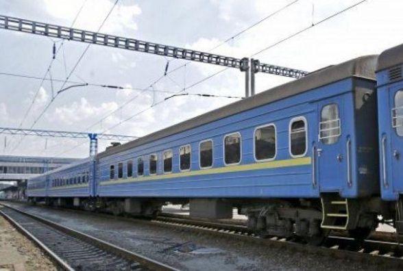 Поїзд Хмельницький – Лисичанськ змінить розклад на два тижні