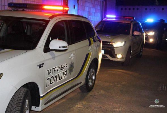 """На автодорозі Н-03 """"Житомир – Чернівці"""" з'явилася патрульна поліція"""
