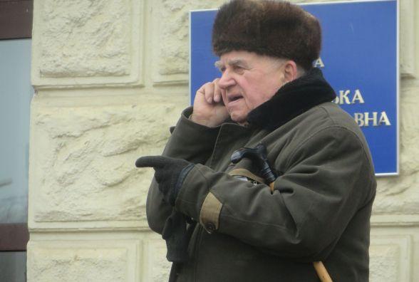 """""""Ні гідних пенсій, ні нормальних умов життя"""", - ветерани МВС знову на майдані"""