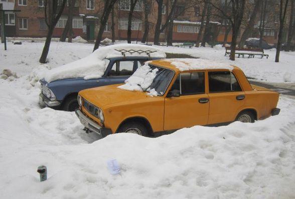 Будьте обережні! Сильні снігопади насуваються на Хмельницький