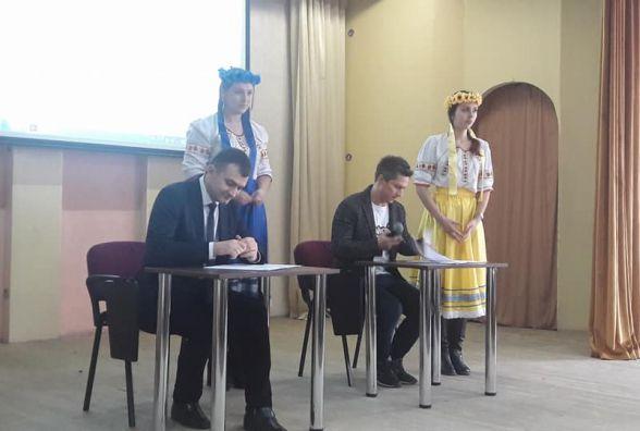 Зустріч Симчишина і Педана у Хмельницькому: про що говорили і яких висновків дійшли