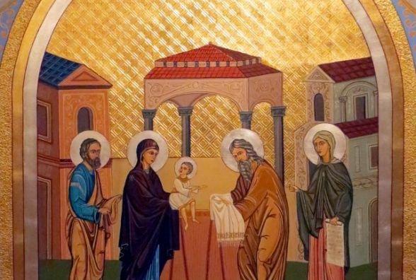15 лютого - Стрітення Господнє. Сьогодні варто палити свічки та гроші не розкидати