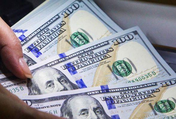 Долар продовжує рости: курс НБУ на 20 лютого