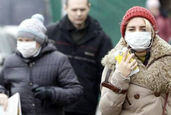 Епідемія грипу на Хмельниччині. Хворіє майже 10 тисяч людей