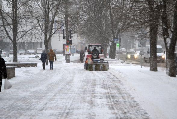 Сунуть морози: якою буде погода у Хмельницькому на вихідні 24-25 лютого