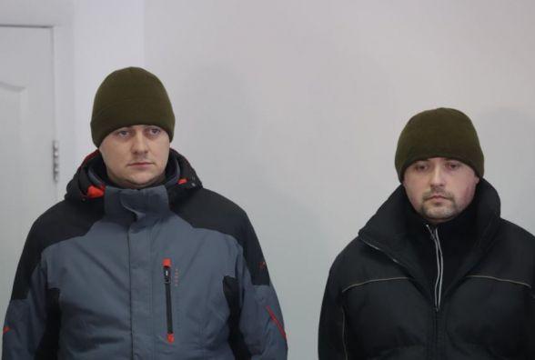 «Вдома набагато краще»: з полону в Росії повернулися прикордонники з Хмельниччини