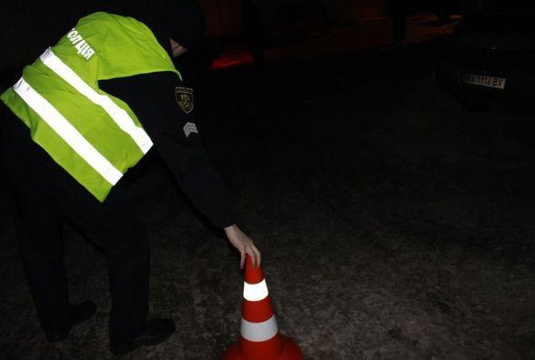 Внаслідок нічної ДТП у мікрорайоні Ракове постраждав 35-річний чоловік