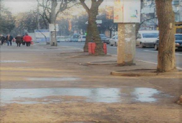 Стовпи на вулицях Хмельницького почистять від об'яв