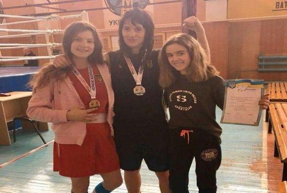 Боксерки з Хмельницького стали найкращими на всеукраїнському турнірі