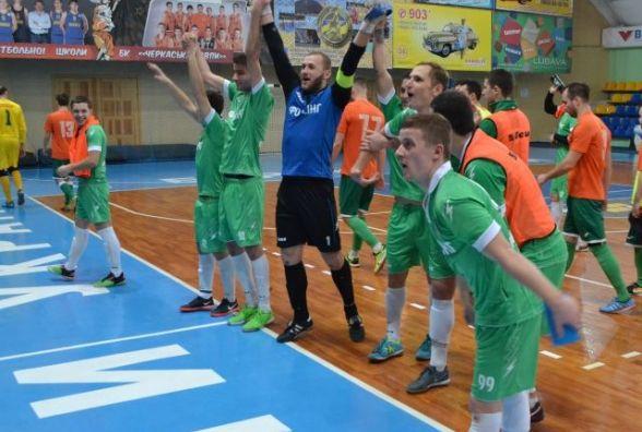 «Дунаївці» із тріском програли в другій футзальній лізі