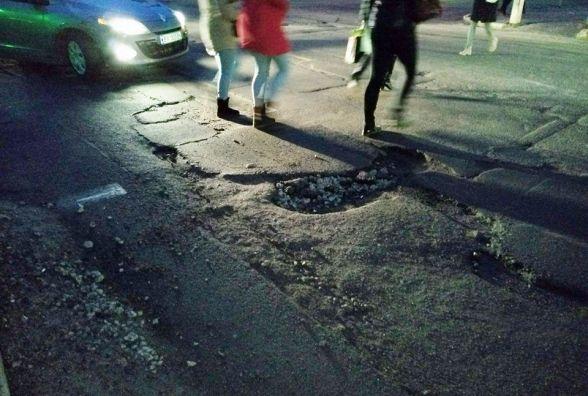 Складаємо рейтинг найгірших доріг Хмельницького (ОПИТУВАННЯ)